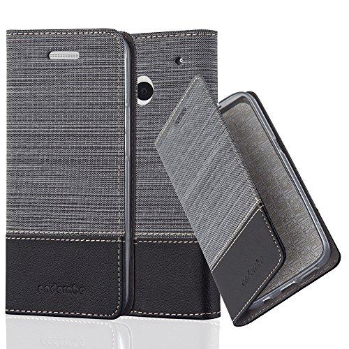 cadorabo-etui-housse-pour-htc-one-m7-1-generation-coque-case-cover-bumper-portefeuille-en-design-tis