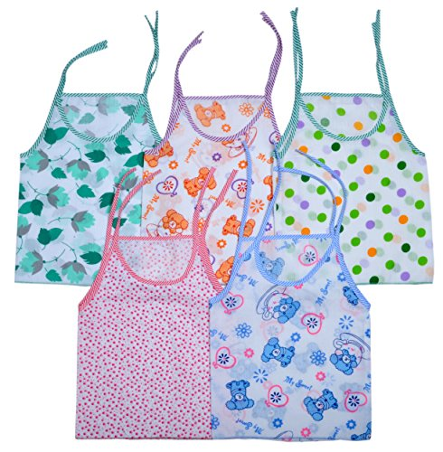 Sathya Infant Wear 0-6 Months (Pack of 5)