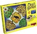 HABA 4170 Obstgarten- Juego de mesa (con dados y frutas, a partir de 2 jugadores) de HABA