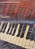 piano les fondements de la technique