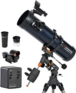 Celestron 31051 Astromaster 130eq Md Motor Drive Kamera