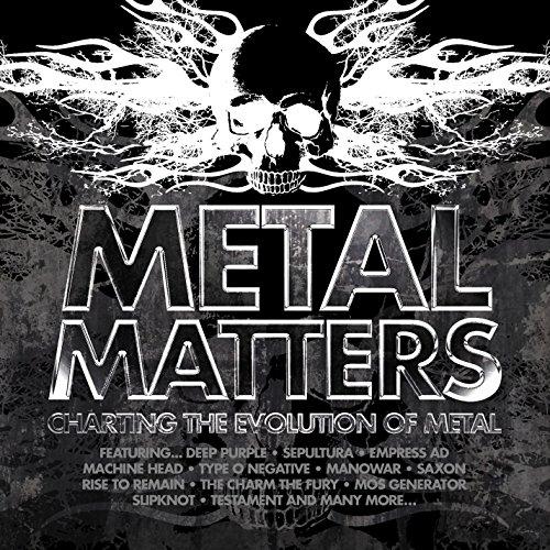 Metal Matters [Explicit]