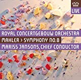 Mahler: Symphony No.8 (RCO/Jansons) SACD plus bonus Blu-ray