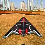FZSWD Drachen Hohe Qualität 2.4M Flugzeug Dual Line Lenkdrachen Surfen Mit Griff Fliegenden Drachen Zum Verkauf Fallschirm Macht Drachen Linien