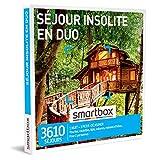 SMARTBOX - Coffret Cadeau Noël Couple : Idée cadeau original pour deux à choisir parmi 3 310 séjours atypiques