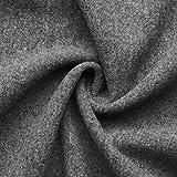 HANNAH - Wollstoff Stoffe Wolle Kaschmir Mantel Mittelalter