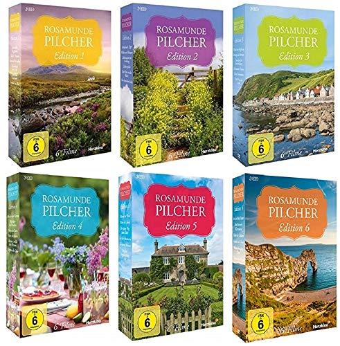 Rosamunde Pilcher - Edition 1-6