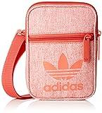Adidas Unisex-Erwachsene Fest Bag Casual Kuriertasche, Orange (Esctra), 12x17x2 centimeters