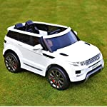 NEW 2017 Kids Range Rover HSE Sport Style 12v Electric Battery Ride On Car Jeep Opening Doors Including BLACK PACK Upgrades