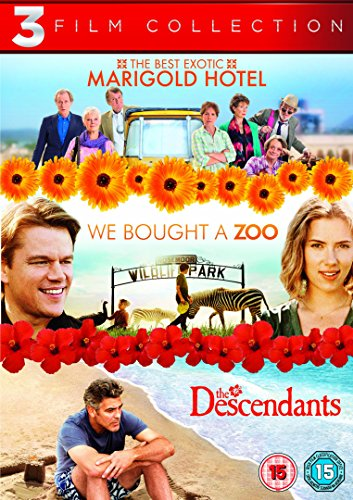 gold Hotel / We Bought a Zoo / The Descendants Triple Pack [DVD] [2012] ()