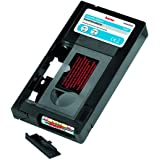 Hama VHS-C / VHS Cassette adaptador automático, Compatible con cintas VHS-C / S-VHS (6mm)