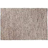 Kabir: Tappeti di lana Avorio Grigio Colore