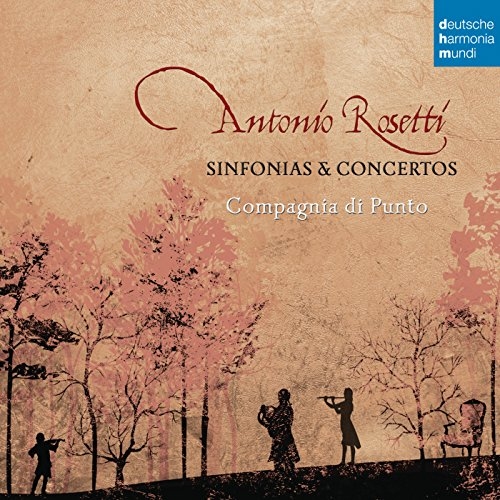 rosetti-sinfonias-concertos