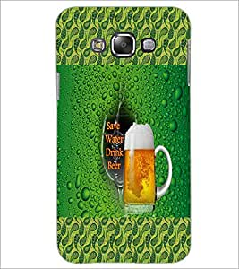 PrintDhaba Beer Mug D-4581 Back Case Cover for SAMSUNG GALAXY GRAND MAX (Multi-Coloured)