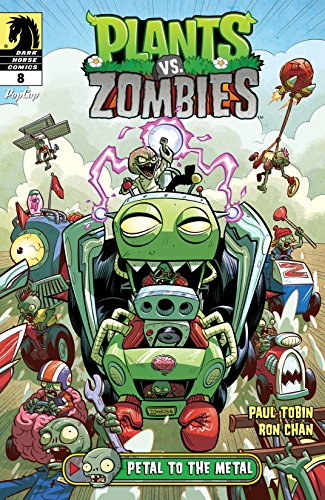 Plants vs. Zombies #8: Petal to the Metal (English Edition ...