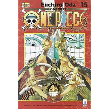 One Piece. New Edition: 15
