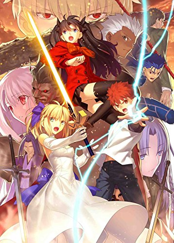 Fate/stay night [Unlimited Blade Works] Blu-ray Disc Box Ⅱ【完全生産限定版】