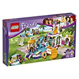LEGO 41313 Friends - Piscina de verano de Heartlake