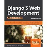Django 3 Web Development Cookbook: Fourth Edition