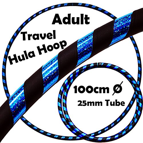 pro-hula-hoops-ultra-grip-glitter-fitness-adulte-voyage-pliable-hula-hoop-pondere-pour-aerobic-et-ho