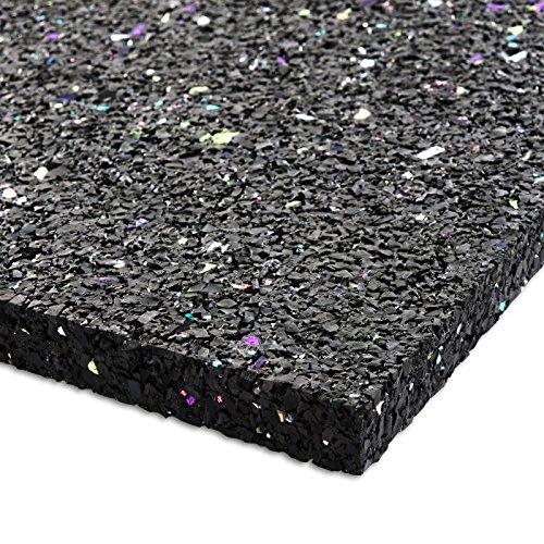 19 95 33 dalle anti vibration etm pour machine laver sche linge paisseur 1cm attenue les. Black Bedroom Furniture Sets. Home Design Ideas