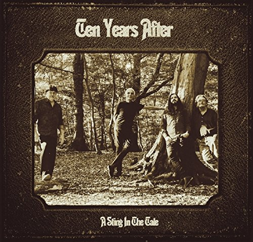 Ten Years After: A Sting in the Tale (Audio CD)