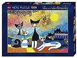 Heye 29524 - Standardpuzzle, Rosina Wachtmeister Laces, 1000 Teile