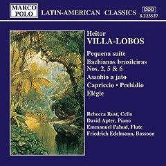 Bachianas brasilieras No. 5: Aria (Cantilena)