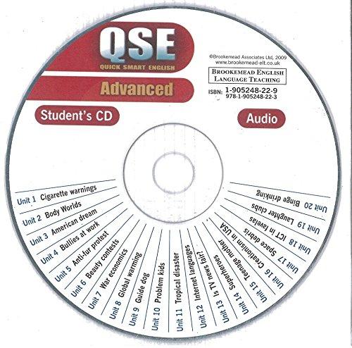 Quick Smart English B2-C1 (Advanced) Student's Audio CD por Maurice Forget