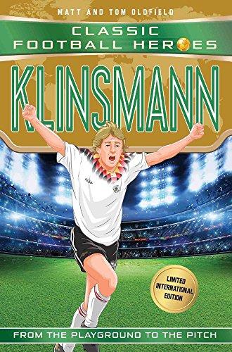 Klinsmann (Classic Football Heroes - Limited International Edition) por Matt Oldfield