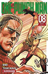 One-Punch Man Edition simple Tome 8