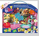 Hasbro Littlest Pet Shop Postkarten Tierchen