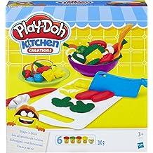 Play-Doh - Crear y servir  (Hasbro B9012EU4)