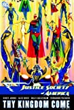 Justice Society of America: Thy Kingdom Come, Part 3 by Geoff Johns (2010-04-13)