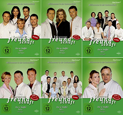 Staffel 10-12 (33 DVDs)