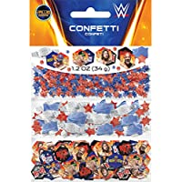 Amscan 361467 34 g WWE Confetti (Pack of 3)