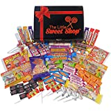 Retro Sweet Gift Hamper (crammed full of mouth watering retro sweets)