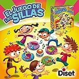 Diset - El Juego de Las sillas (60183)