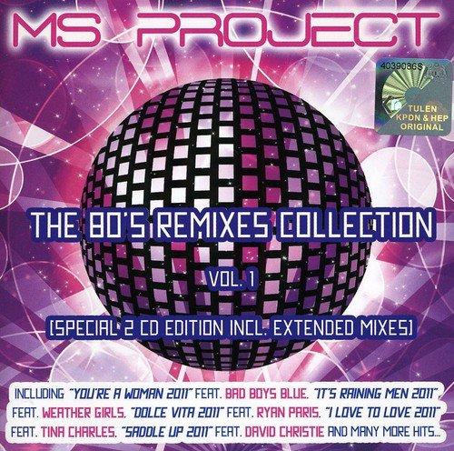 Preisvergleich Produktbild Vol.1-80's Remixes Collection