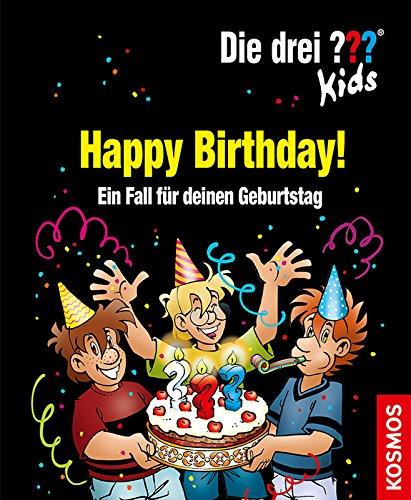 Preisvergleich Produktbild Die drei  Kids, Happy Birthday!: Ein Fall für deinen Geburtstag