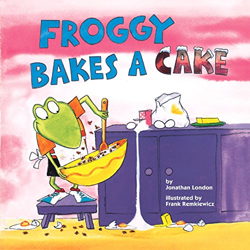Froggy Bakes a Cake (English Edition)