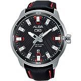 Alba Watch for Men, Analog, Leather - AV3495XE