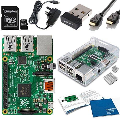 Raspberry Pi 2 Complete Starter Kit