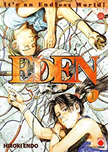 Eden Edition simple Tome 1