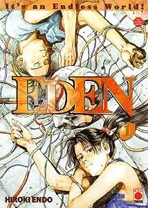 Eden Edition simple Tome 1