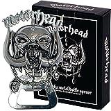 Motörhead Flaschenöffner Warpig Skull Logo Bottle Opener Motorhead NEU