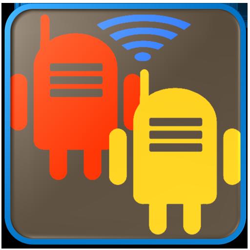 WiFi Walkie Talkie Easy (Walkie-talkie-app)