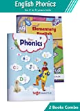 English Phonics Books for Kids | Learn English ABCD Letters, 2 and 3 Letter Words with various Alphabet Sounds | 2 to 5…