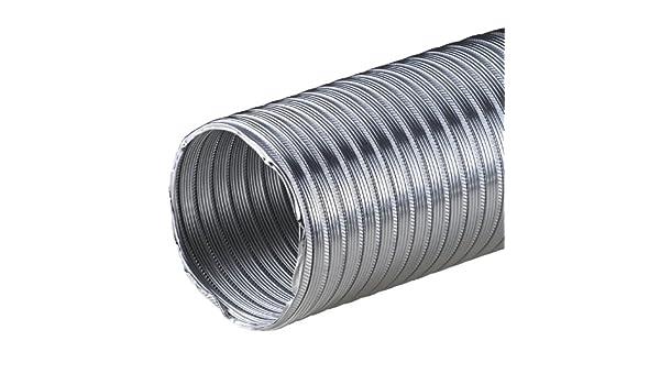 alluminio 7 m///Ø 20 cm Tubo flessibile in alluminio .
