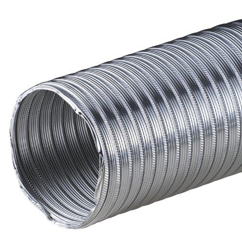 Preisvergleich Produktbild Alu-Flex-Rohr 3m Flexrohr Ø 500 mm 500mm Alurohr Flexschlauch Schlauch Aluminium Aluflexrohr flexibles Aluminiumrohr Aluflex Hitzebeständig AF